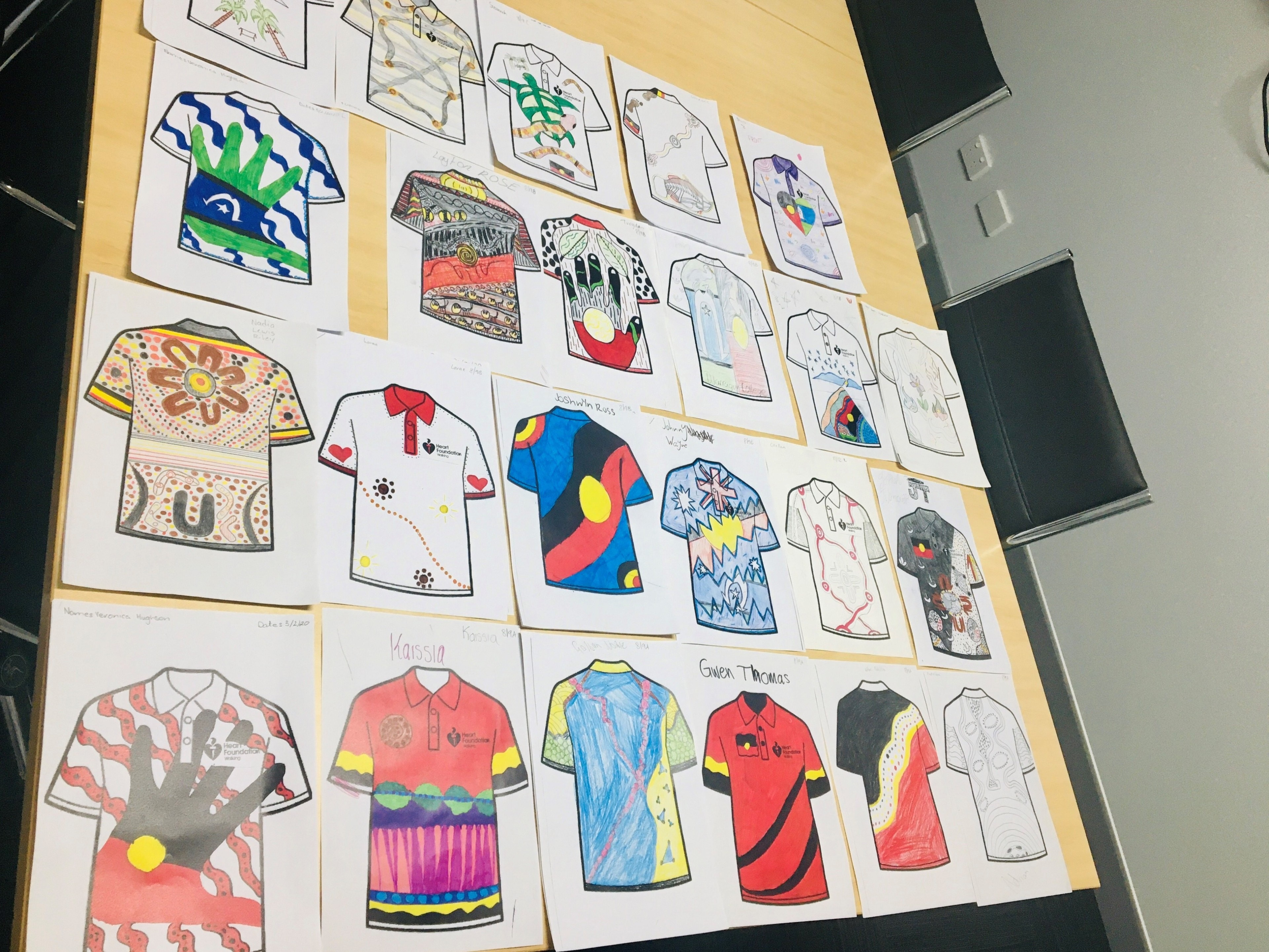 Competition entries