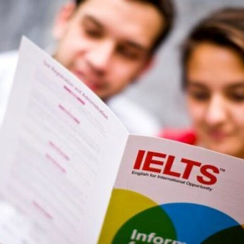 Ielts, one of compulsary English test for migrants