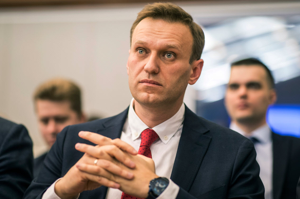 Alexei Navalny has urged his supporters to boycott the upcoming election.