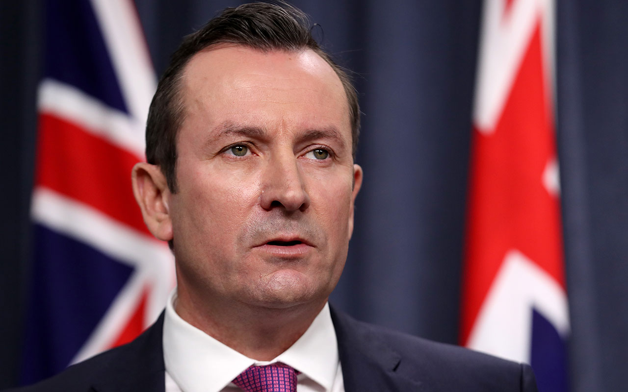 """WA Premier Mark McGowan has urged for a """"respectful, factual and dignified debate."""""""
