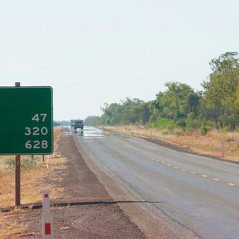 Darwin Stuart Highway