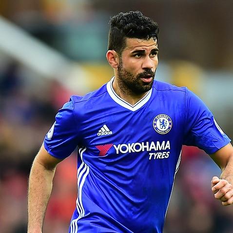 Chelsea Diego Costa Premier League Atletico Madrid