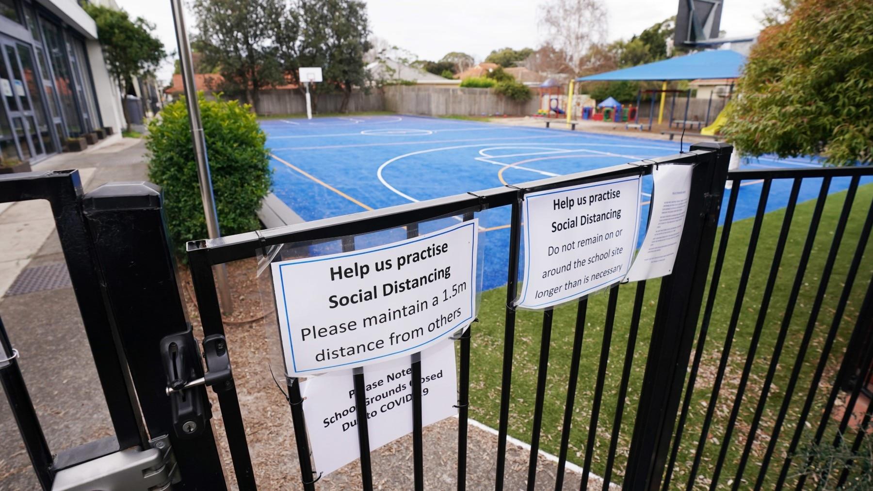 VCE school closure due to covid 19
