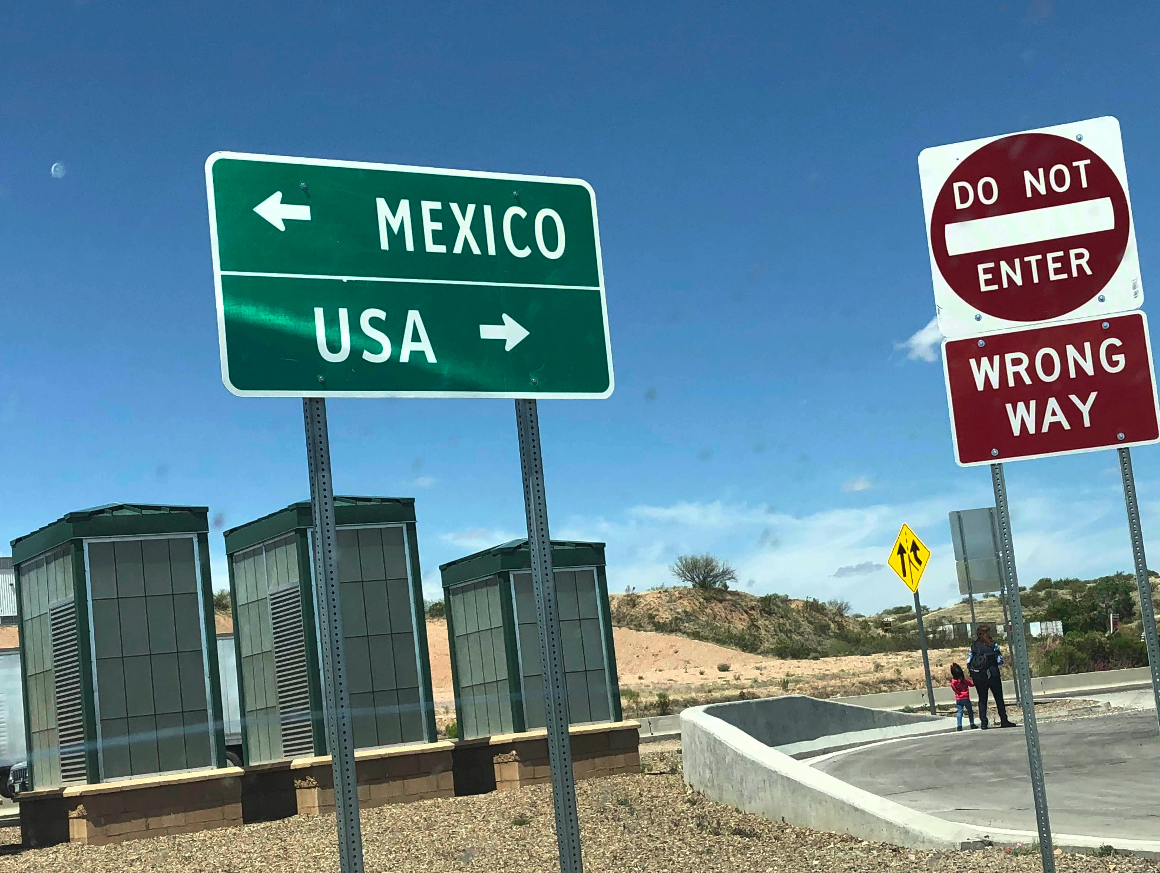 Mexicans seeking asylum in the United States could be sent to Guatemala under a bilateral agreement.