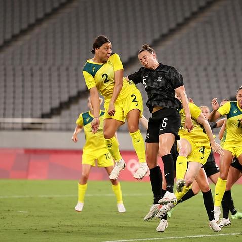 Australia v New Zealand: Women's Football - Olympics: Day -2