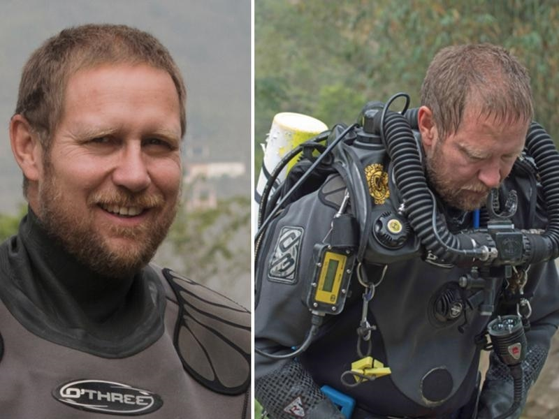 Australian Dr Richard Harris played a key part in the Thai cave rescue operation.