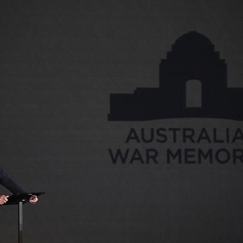 The Director of the Australian War Memorial Brendan Nelson.
