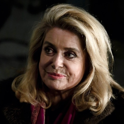 File image of French actress Catherine Deneuve