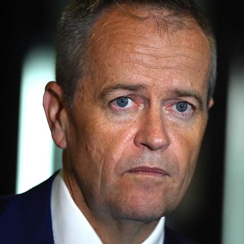 Leader of the Opposition Bill Shorten