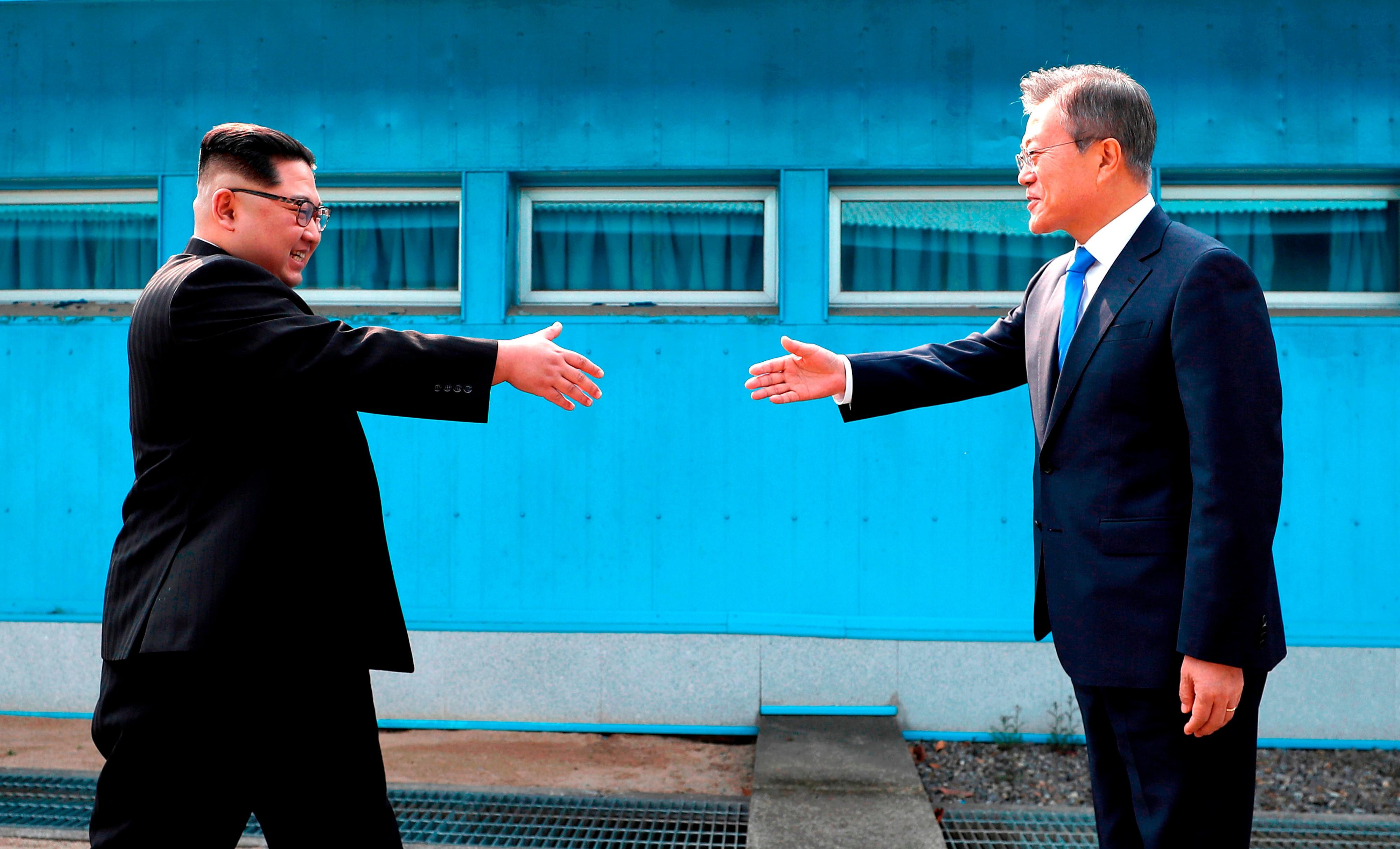 Where is North Korean leader Kim Jong Un?