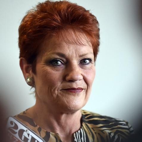 File image of Pauline Hanson