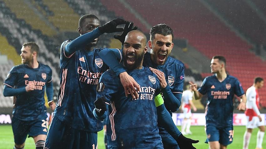 Arsenal smash Slavia to set up Emery reunion in Europa League semi-finals – The World Game