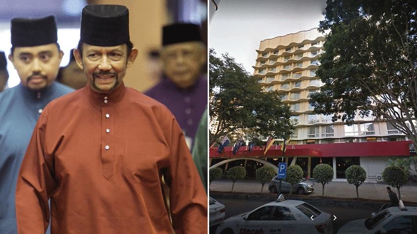 'A beacon of bigotry': Boycott Brunei movement targets Brisbane hotel