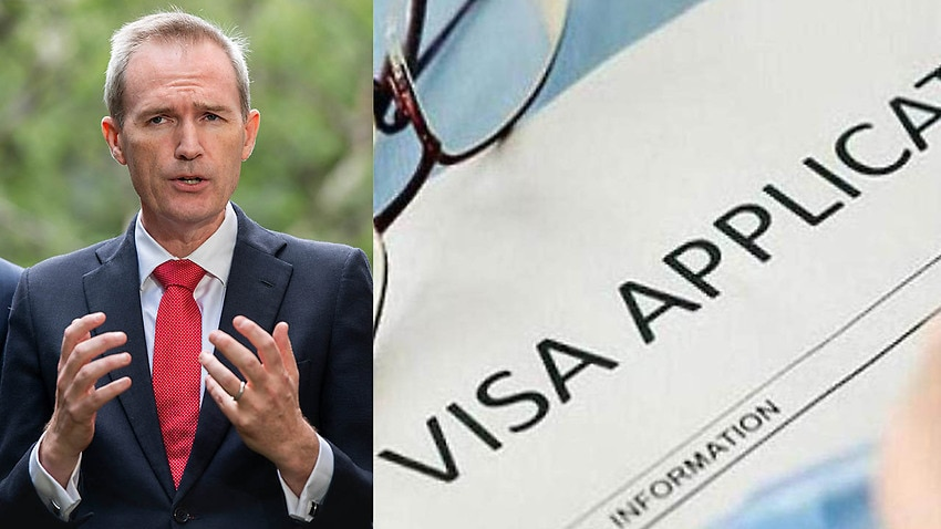 Australian Immigration Minister David Coleman is on a mission to attract the best and brightest Down Under.