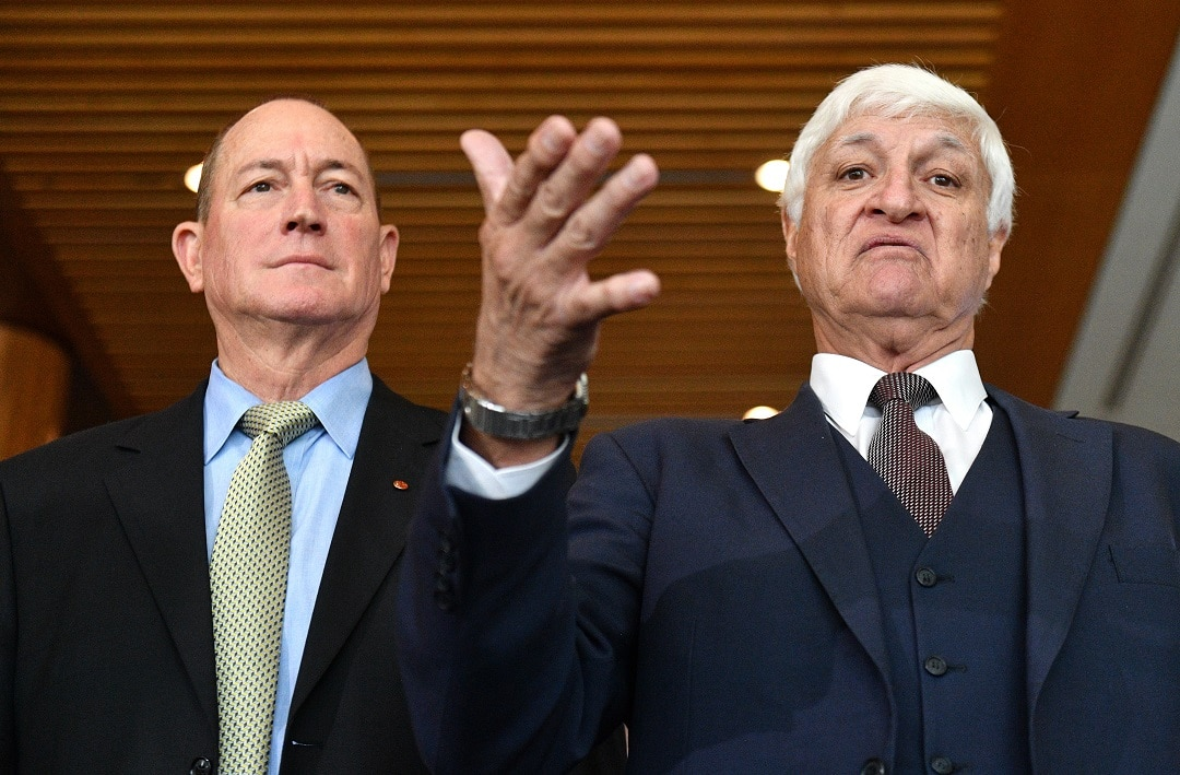 Fraser Anning speech 'straight from Goebbels' handbook', says Pauline Hanson