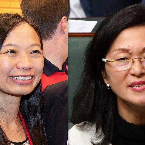 Jennifer Yang & Gladys Liu