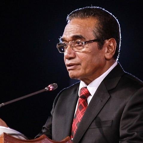 East Timor President Francisco