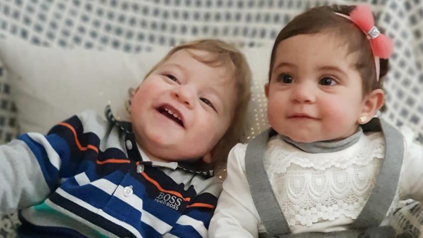 Radwan Sharaf son and daughter
