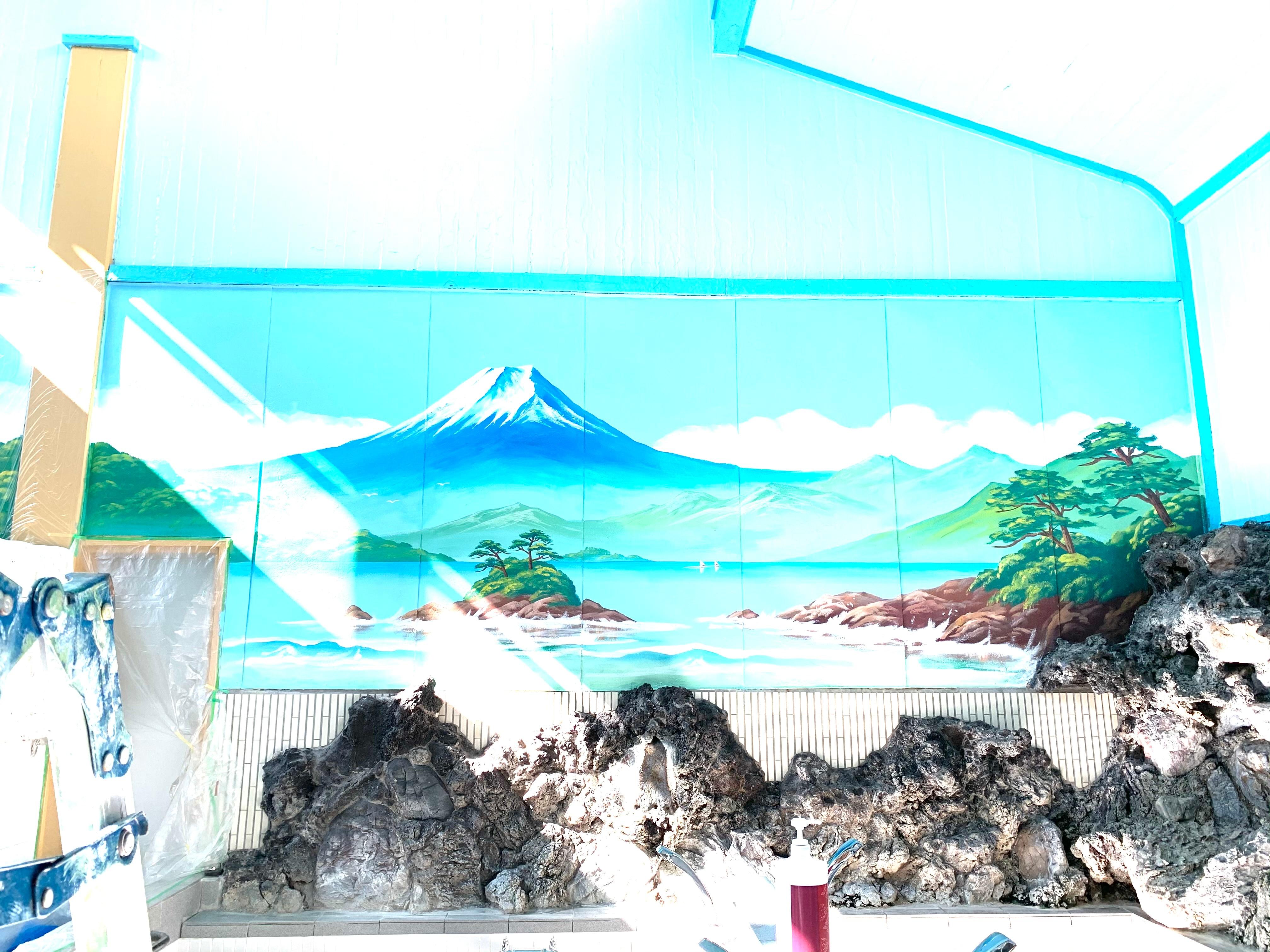 Setnto Painter Mizuki Tanaka Japan