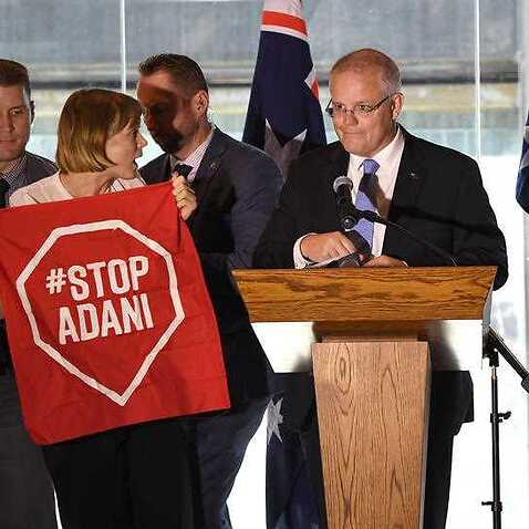 Another step forward for Adani's Carmichael