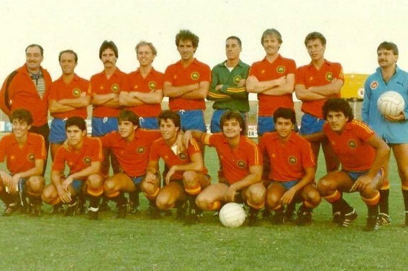 Edgar Villar, pictured bottom row, far right