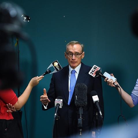 Former NSW Premier