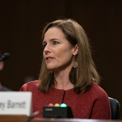 Amy Coney Barrett has been confirmed to the Supreme Court.