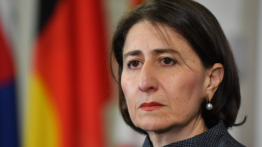 NSW Premier Gladys Berejiklian has urged residents to continue working from home.