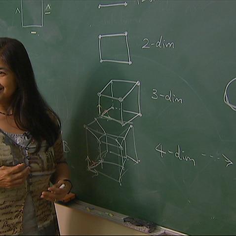 First Day Nalini Joshi