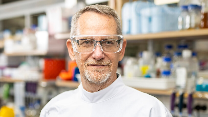 Image for read more article 'The Aus. man behind one of the possible COVID-19 vaccines'