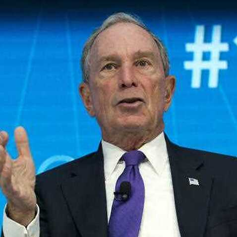 'Little Michael will fail!' Donald Trump mocks Bloomberg's presidential run