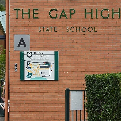 The Gap State High's new uniform policy has angered parents.