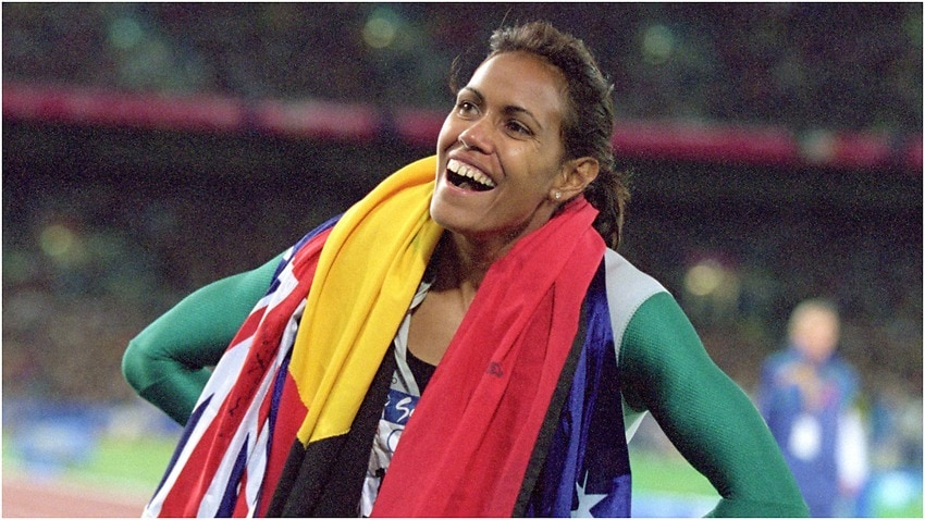 """Offended but not surprised"": Indigenous Australians blast Liberal MP over comments about Cathy Freeman and the Aboriginal flag – SBS"