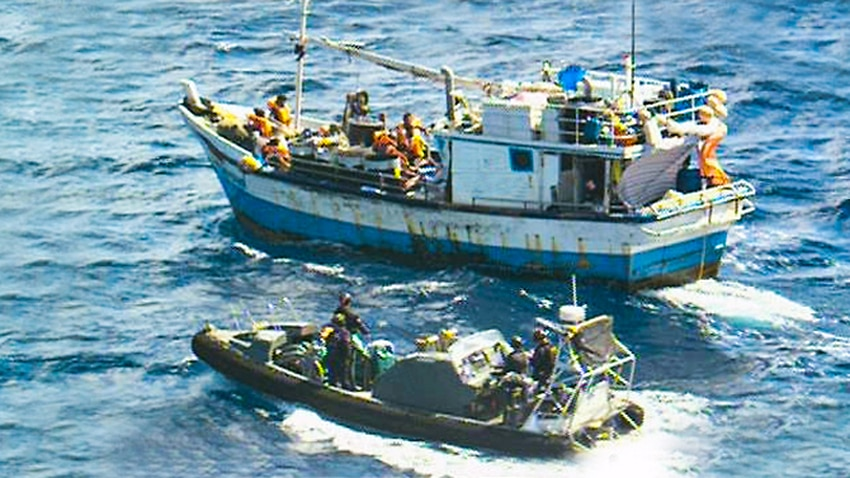 Image for read more article 'Sri Lankan asylum seekers en route to Australia sent back after boat intercepted'