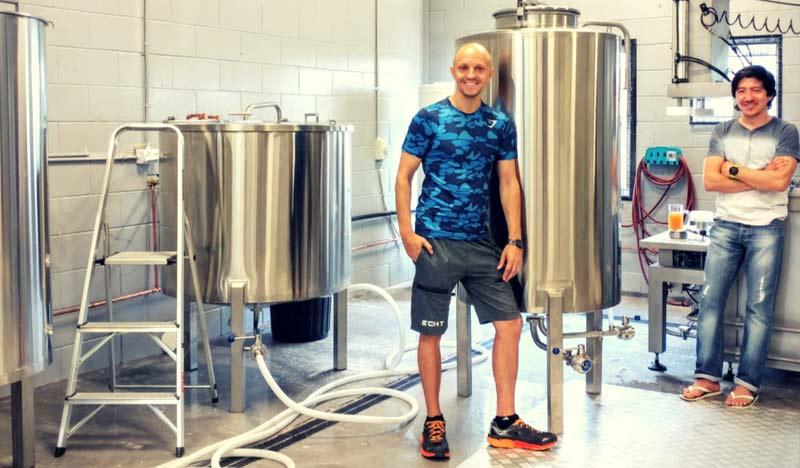 Living Craftworks brewery