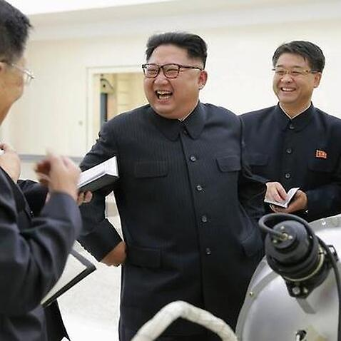 South Korea says North is 'preparing another missile launch'
