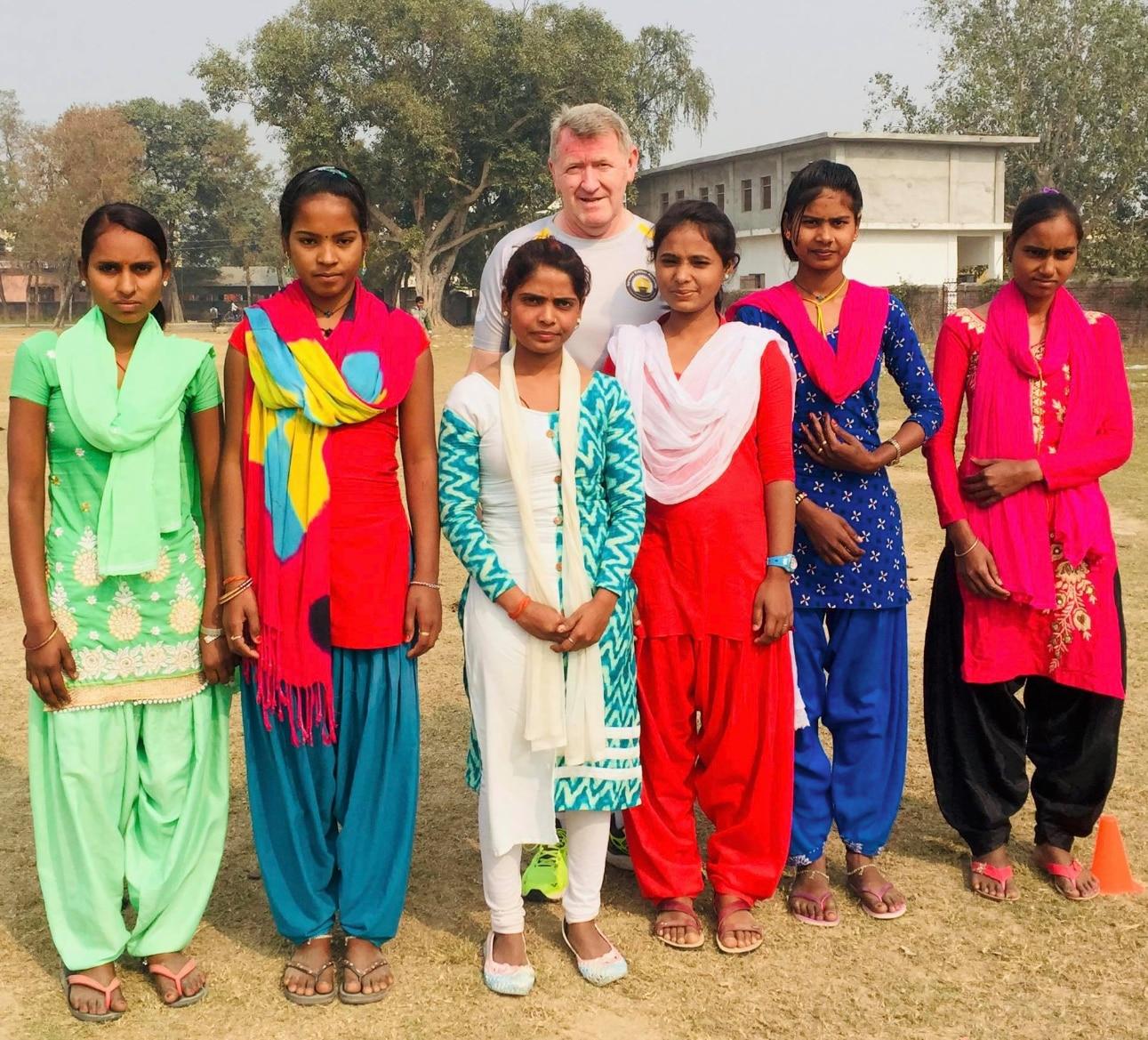 Steve Roberts, Australian, Nepal