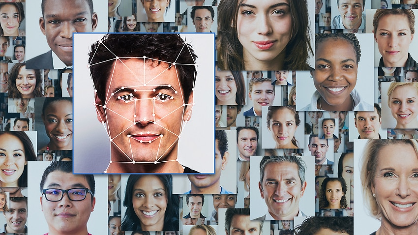 Image for read more article 'Controversial facial recognition technology could be the key to opening Australia's borders '