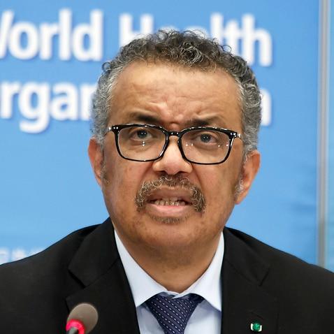WHO事務局長のテドロス・アドハノム・ゲブレイエススは、世界の人口のほぼ3分の2がこのメカニズムに参加することに同意したと語った。
