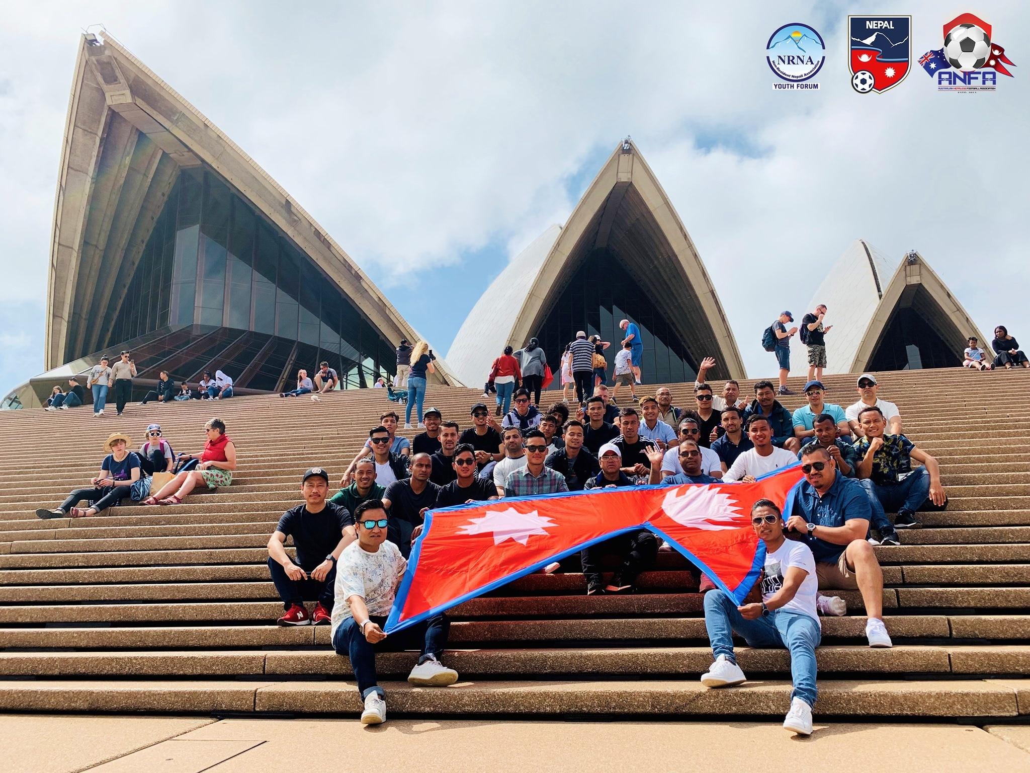 Australian Nepalese Football Association