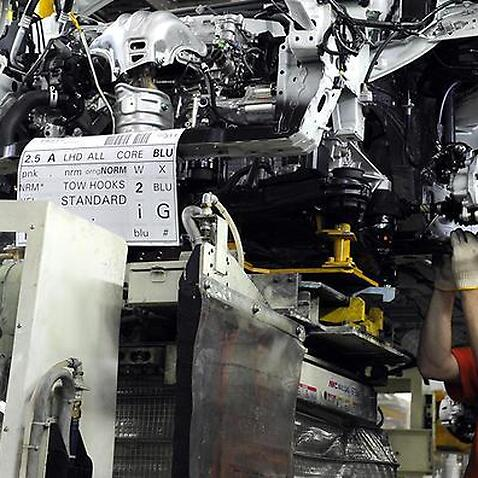 40,000 jobs to go as car making in Australia ends and component makers adjust to the loss.