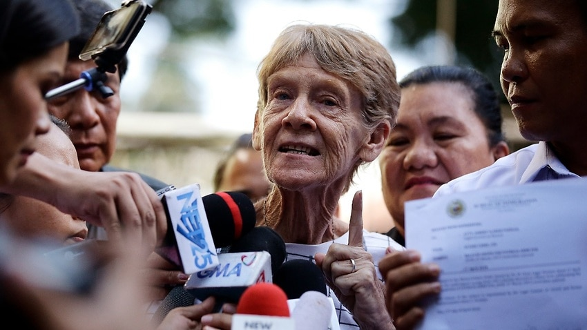 Image for read more article 'Australian nun again ordered to leave Philippines'
