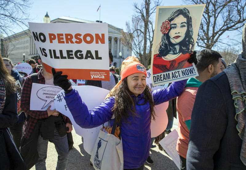 Dreamers Speak Up in Sacramento as Congress' DACA Deadline Passes