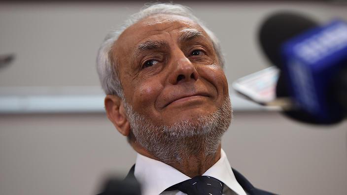 Australia's Grand Mufti, Dr Ibrahim Abu Mohammed.