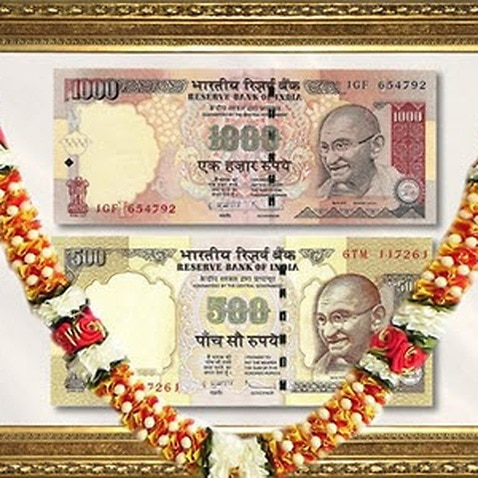 Rs 1000 notes will become a thing of the past now