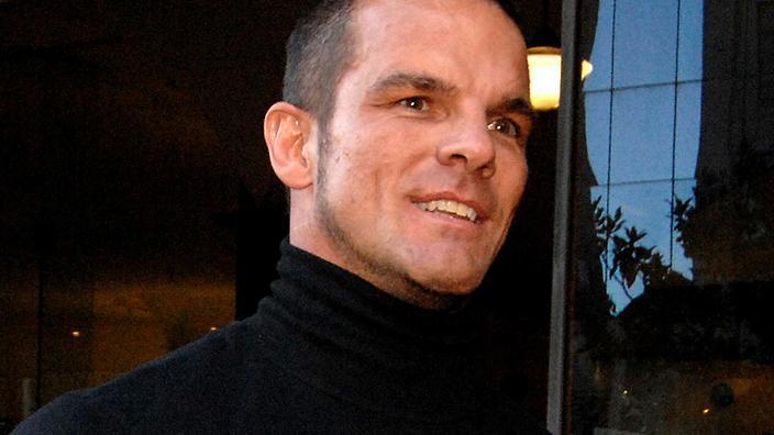 Former NRL star Ian Roberts