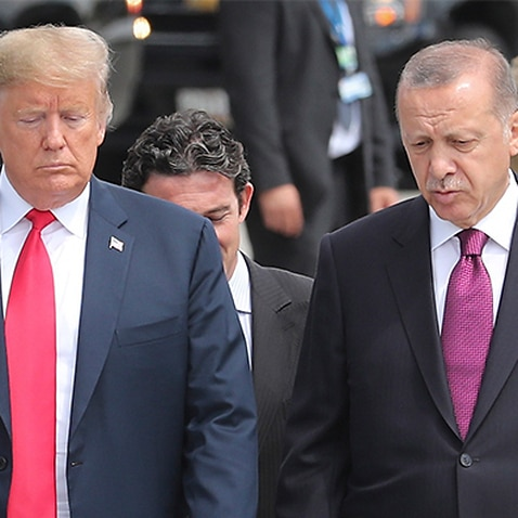 Turkey to Boycott US Goods, Erdogan 'Ready for War'