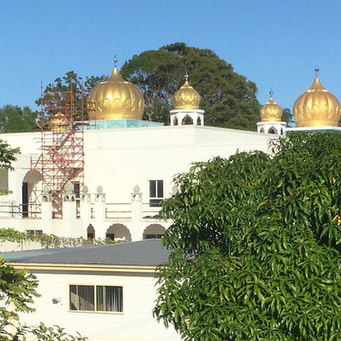 The First Sikh Temple at Woolgoolga