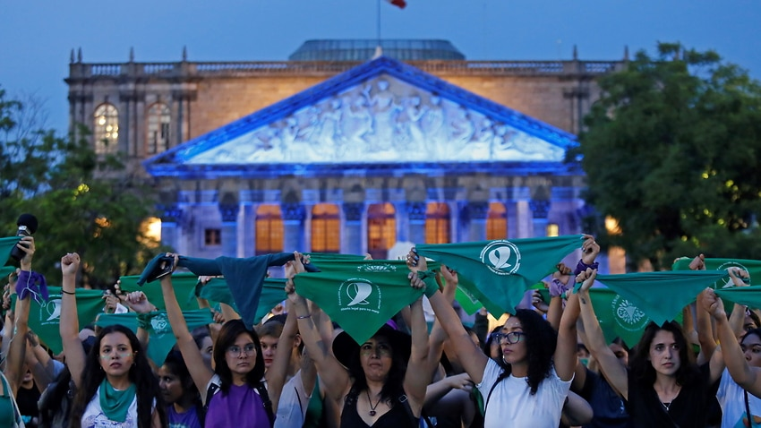 Image for read more article 'In a 'historic step,' Mexico's Supreme Court has voted to decriminalise abortion '