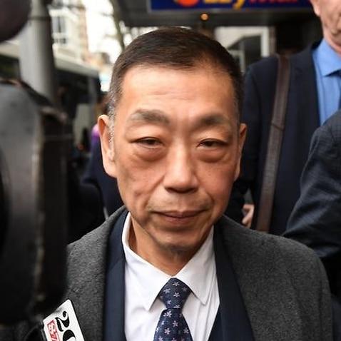 Former NSW Labor MP Ernest Wong